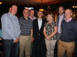 Organising Committee of the Ballincollig Business Association at the Lee Valley Golf Club